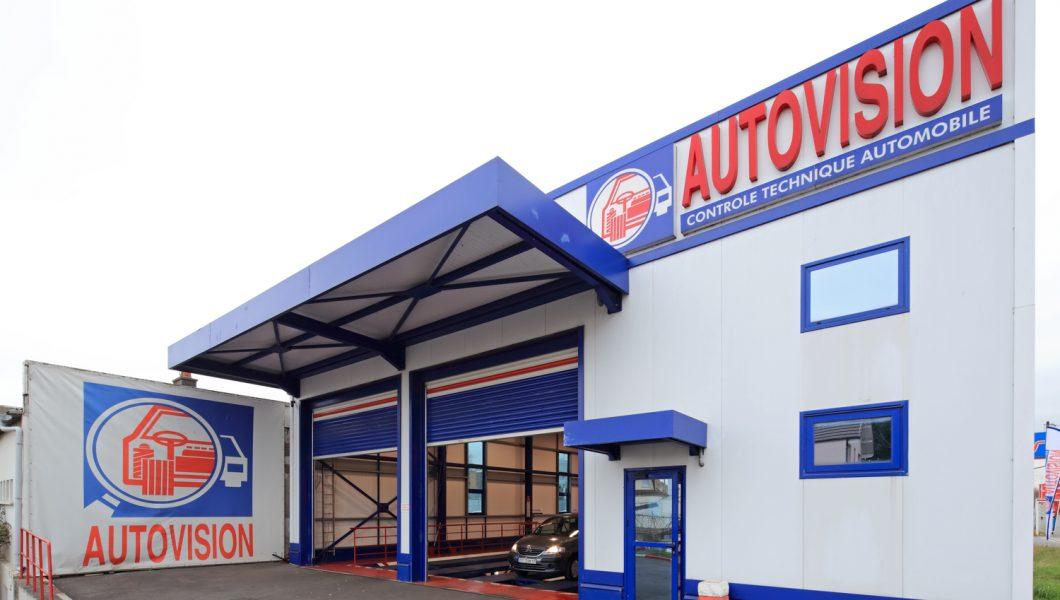 Centre de contrôle Autovision
