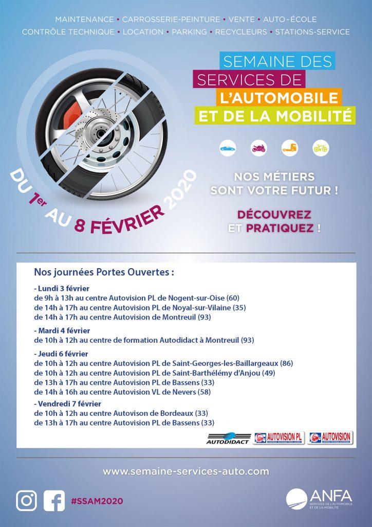 Autovision participe à la Semaine de l'Automobile